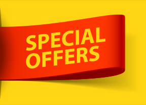 special offers at NDS